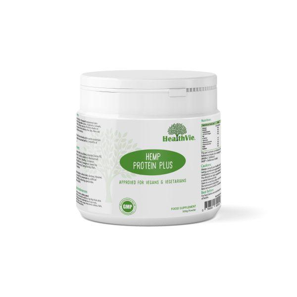 Hemp Protein Powder Plus